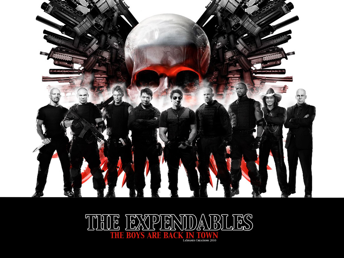 The Expendables Logo Wallpaper | www.imgkid.com - The ...